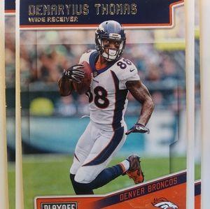 Denver Broncos Demarius Thomas